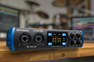 PreSonus Studio 26c - interfejs audio/MIDI