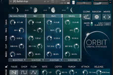 Orbit - instrument dla samplera Kontakt