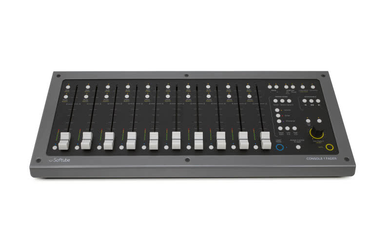 Console 1 Fader - sterownik MIDI i mikser