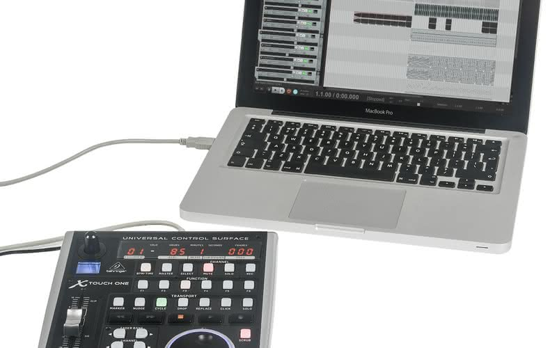 X-Touch One - kontroler DAW