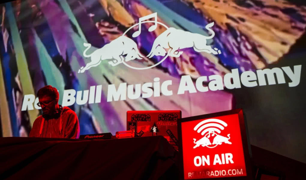 To koniec Red Bull Music Academy