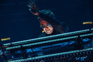 Jean-Michel Jarre na Audio Video Show 2018!
