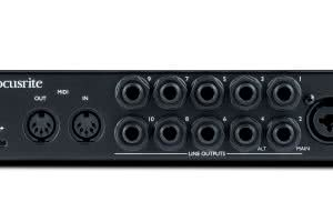 Scarlett 18i20 3rd Generation - interfejs audio/MIDI