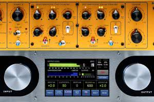 Mastering Limiter - analogowy procesor masteringowy