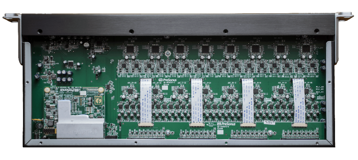 Quantum 4848 - interfejs audio Thunderbolt