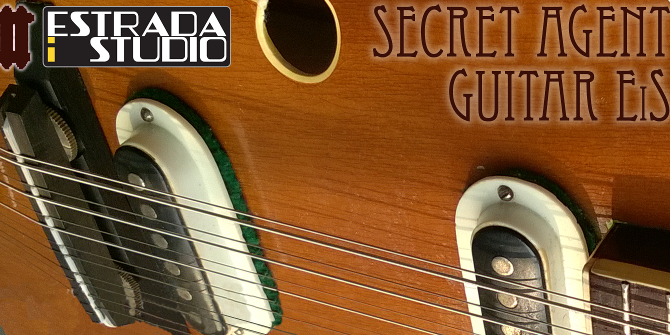 Pakiet EiS - Secret Agent Guitar EiS