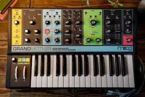 Moog Grandmother - syntezator analogowy