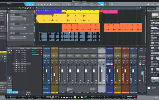 Studio One 4 Professional - system DAW